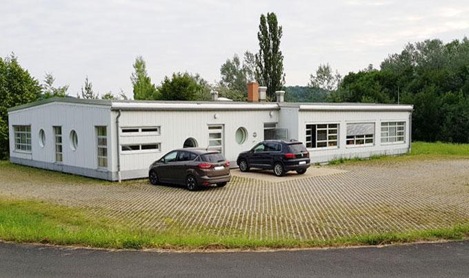 Verwaltungsgebäude Großlöbichau